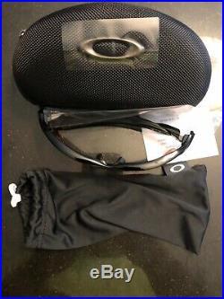 Oakley Flak 2.0 XL Polished Black Frame Prizm Golf Sunglasses WithCase