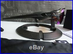 Oakley Flak 2.0 XL Polished Black Prizm Golf NIB RARE