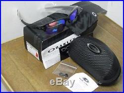 Oakley Flak 2.0 XL Polished Black Prizm Golf Sunglasses BRAND NEW wEXTRAS FS