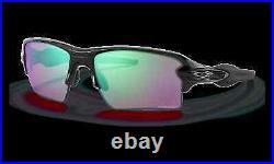 Oakley Flak 2.0 XL Polished Black Prizm Golf Sunglasses OO9188-05