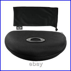 Oakley Flak 2.0 XL Sunglasses Matte Black Frame / Prizm Dark Golf + Hardcase