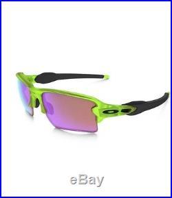 Oakley Flak 2.0 XL Sunglasses Matte Uranium Frame/ Prizm Golf Lens-OO9188-11