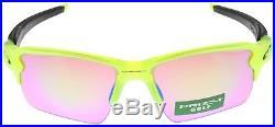 Oakley Flak 2.0 XL Sunglasses OO9188-11 Uranium Frame with Prizm Golf Lens BNIB
