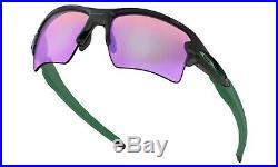 Oakley Flak 2.0 XL Sunglasses OO9188-7059 Polished Black With PRIZM Golf Lens