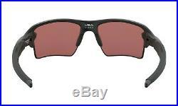 Oakley Flak 2.0 XL Sunglasses OO9188-9059 Matte Black Frame With PRIZM Dark Golf