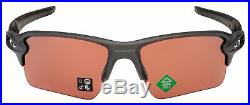 Oakley Flak 2.0 XL Sunglasses OO9188-B259 Steel Prizm Dark Golf Lens