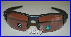 Oakley Flak 2.0 XL Sunglasses OO9188-B259 Steel/Prizm Dark Golf NEW