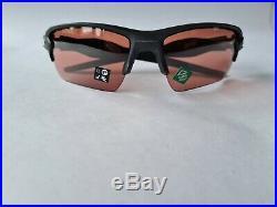 Oakley Flak 2.0 XL Sunglasses OO9188 Steel/Prizm Dark Golf Brand New RRP £145