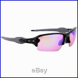 Oakley Flak Asia Fit Sport Sunglasses Black Ink/Prizm Golf OO9271-927105-61