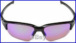 ca88d396b0 Oakley Flak Beta OO9363-04 Sunglasses Polished Black Prizm Golf Lens 9363 04