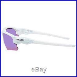 Oakley Flak Draft (Asia Fit) Prizm Golf Rectangular Men's Sunglasses