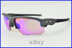 Oakley Flak Draft Steel/prizm Golf Polarized Sunglasses