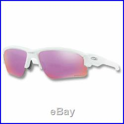 Oakley Flak Draft Sunglasses OO9363-0670 Polished White With PRIZM Golf ASIA FIT