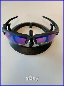Oakley Flak Draft Sunglasses Steel With Prizm Golf OO9364-0467