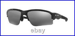 Oakley Flak Draft sunglasses Polished Black / Black Iridium Golf OO9373 0170