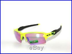 Oakley Flak Jacket 2.0 9188-11 Retina Burn Prizm Golf Sunglasses Sale