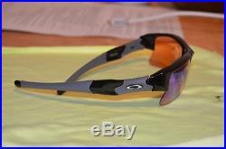 Oakley Flak Jacket Black Sunglasses with Golf PRISM lens