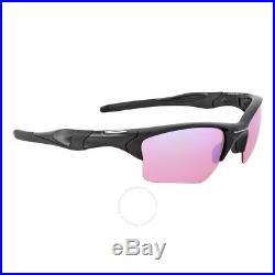 Oakley Golf Sunglasses Half Jacket 2.0 XL OO9154-49 Polished Black Prizm Golf