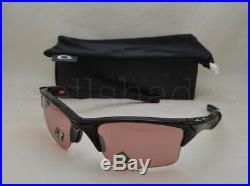 Oakley HALF JACKET 2.0 XL (OO9154-64 62) Polished Black with Prizm Dark Golf Lens