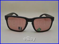 Oakley HOLBROOK (OO9102-K0 55) Matte Black with Prizm Dark Golf Lens