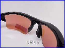 Oakley Half Jacket 2.0 XL OO9154-49 Polished Black withPrizm Golf Sunglasses