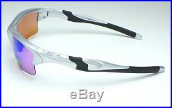 Oakley Half Jacket 2.0 XL OO9154-6062 Sunglasses Silver/Prizm Golf