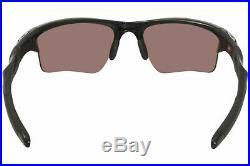Oakley Half-Jacket-2.0-XL OO9154 64 Sunglasses Men's Black/Prizm Dark Golf Lens