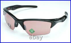 Oakley Half Jacket 2.0 XL OO9154-6462 Sunglasses Black/Prizm Dark Golf