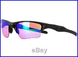 Oakley Half Jacket 2.0 XL Sunglasses Polished Black Frame Prizm Golf OO9154-49