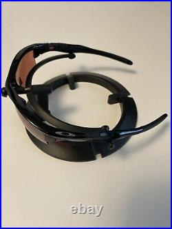 Oakley Half Jacket 2.0 XL Sunglasses Polished Black Prizm Dark Golf OO9154-6462