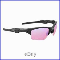 Oakley Half Jacket 2.0 XL Sunglasses Polished Black/Prizm Golf