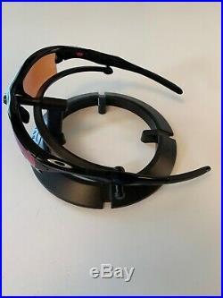 Oakley Half Jacket 2.0 XL Sunglasses Polished Black Prizm Golf OO9154-49