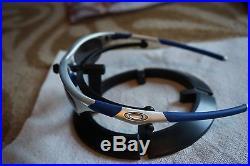 ae9857a7cd544 Oakley Half Jacket Silver Ice Iridium Oakley « Heritage Malta
