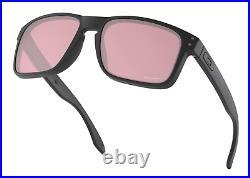 Oakley Holbrook Matte Black Prizm Dark Golf OO9102-K055