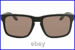 Oakley Holbrook OO9102 K055 Sunglasses Men's Black/Prizm Dark Golf Lens 57mm