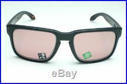 Oakley Holbrook Sunglasses OO9102-K055 Matte Black Frame With PRIZM GOLF Lens NEW