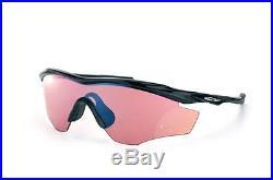 fba3b7062f5 Oakley M2 FRAME Polished Black with G30 Iridium Cycling Golf Sunglasses  OO9212-02
