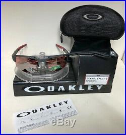 Oakley MERCENARY SUNGLASSES MATTE CARBON/PRIZM DARK GOLF OO9424-0270
