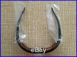Oakley Men's Flak 2.0 XL Rectangular Sunglasses Polished Black. Prizm Golf Lens