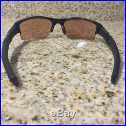 Oakley Men's Flak Jacket xlj Golf Specific BlackG30 (03-921) Sunglasses REDUCED