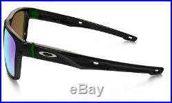 Oakley Men's Sunglasses Crossrange Polished Black / Prizm Golf OO9361-0457