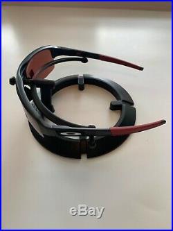 Oakley Mercenary Matte Carbon With Prizm Dark Golf Lenses OO9424-0270