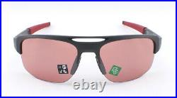 Oakley Mercenary OO9424-0270 Sunglasses Matte Carbon/Prizm Dark Golf