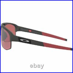 Oakley Mercenary Sunglasses 0OO9424-0270 Matte Carbon/ Prizm Dark Golf