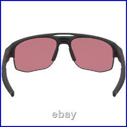 Oakley Mercenary Sunglasses Matte Carbon Frame / Prizm Dark Golf Lens +hardcase