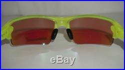 Oakley New Sunglasses Authentic Flak 2.0 Uranium Prizm Golf OO9271-08