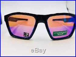 08d25a7860 Oakley New Sunglasses Targetline OO9397-0558 Polished Black Prizm Golf SEE  PIC