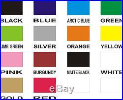 52e1b5a7b0 Large Oakley O Logo Decal Sticker 17 23 Sunglasses Golf Vault Polarized