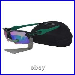 Oakley OO 9188-70 Flak 2.0 XL Polished Black with Prizm Golf Sports Sunglasses