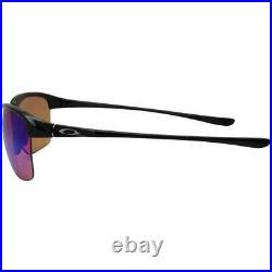 Oakley OO 9191-15 65 Unstoppable Polished Black Prizm Golf Womens Sunglasses